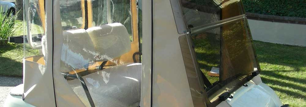 Golf Cart Upholstery and Covers